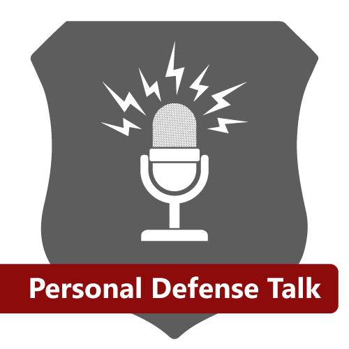 personal defense talk logo