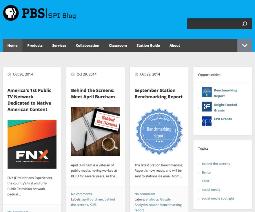 pbs spi blog