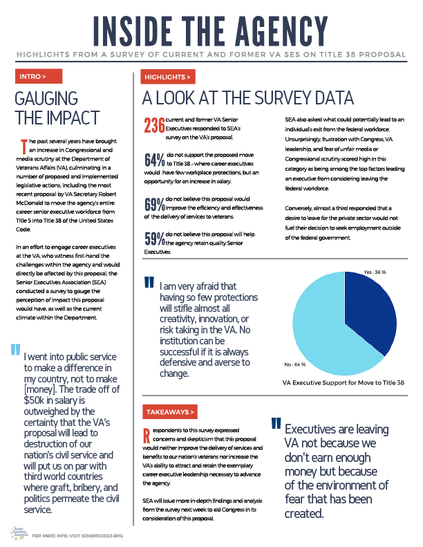 ses va survey one pager
